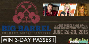 Big Barrel Country Music Festival June 2015 3-Day Passes