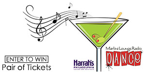 Pair of (2) tickets to Martini Lounge Dance 3/5/16