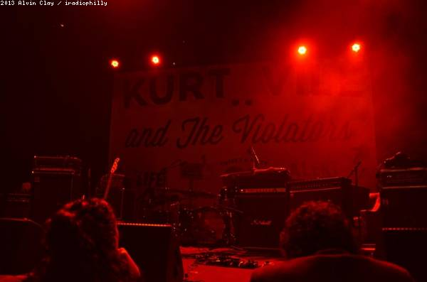Kurt Vile and The Violators at Union Transfer