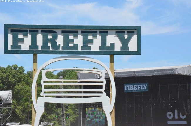 Firefly Music Festival 2014 Friday
