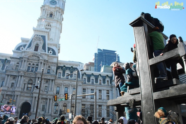 Philadelphia Eagles Super Bowl LII Victory Parade