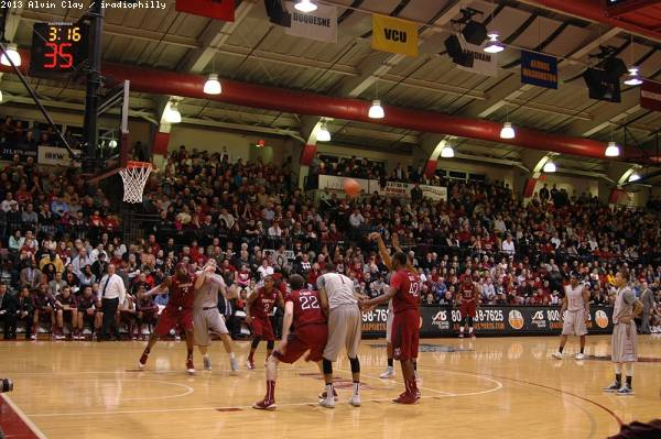 Saint Joseph's vs. Temple Men's Basketball