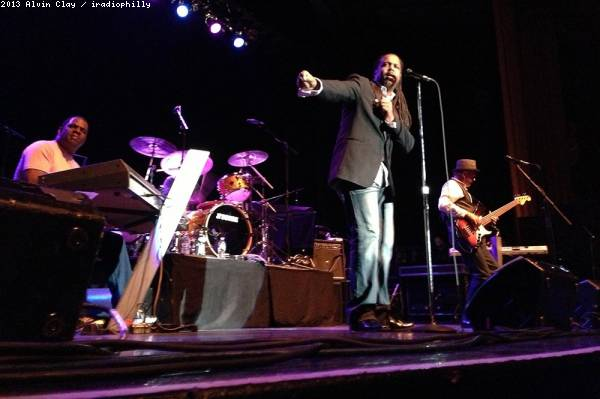Tower of Power and Average White Band at Keswick