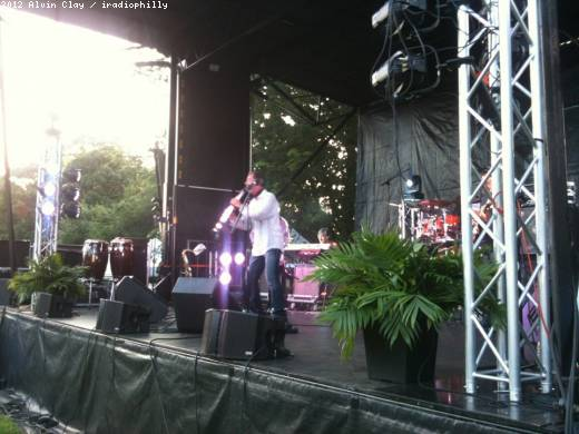 Chester County Jazz Festival 2012