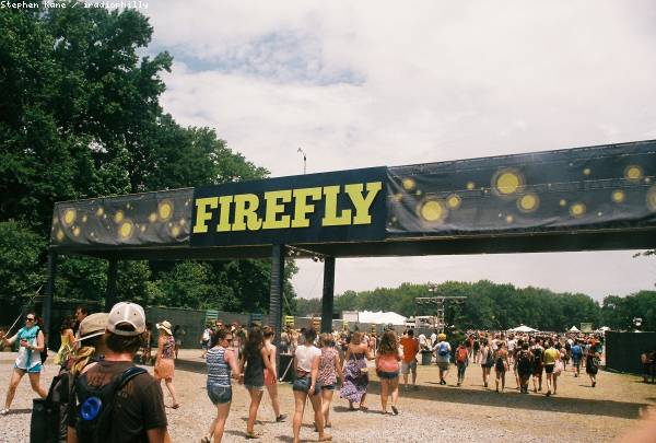 Firefly Music Festival: Day Three 6/23/2013