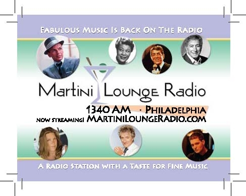 Martini Lounge Radio, Philadelphia