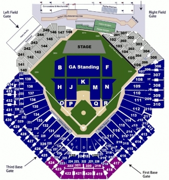 Citizens Bank Seating Chart Bruce Springsteen Citizens