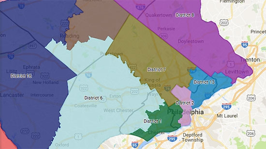 Gov. Wolf Submits His Districting Map; Philly DA's New Marijuana Policy; Toy Gun Prompts Lockdown