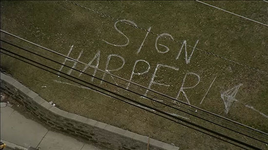 'Sign Harper!' Message Painted in Cherry Hill; Wawa Employees Bit and Maced; Kensington Shooting