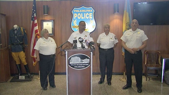 72 Philly Cops on Leave for Controversial Facebook Posts; Blvd Speed Camera Law; Mother Killed Baby
