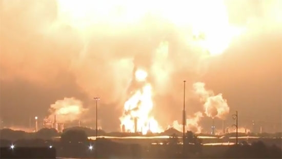 Explosion at South Philly Refinery; Record Cocaine Seizure at Port; Double Murder, Car Chase Video