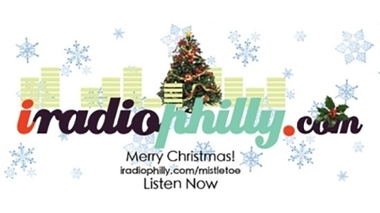 Philadelphia's Christmas Music Radio is Now Playing on iradiophilly's Mistletoe station! Listen Now.