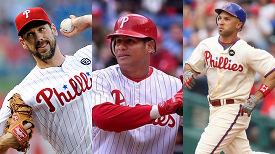 Former Phillies Bobby Abreu, Cliff Lee, and Raul Ibanez make 1st time Hall of Fame Ballot