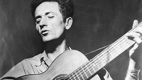November 30/December 1 - Playlist - Michael Tearson's ATTIC - Words by Woody Guthrie Pt 3