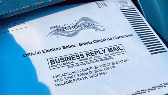 Better to Drop Off PA Mail-In Ballot Now; Woman Charged DUI Murder of 3yo; Arch Philly Guidelines