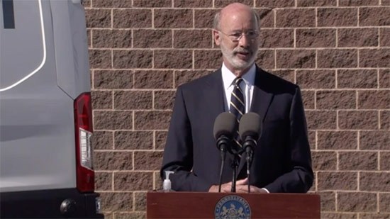 Gov Tom Wolf Vetoes Bill Giving Schools Power; Large Delaware Drug Bust; Lucy The Elephant Airbnb