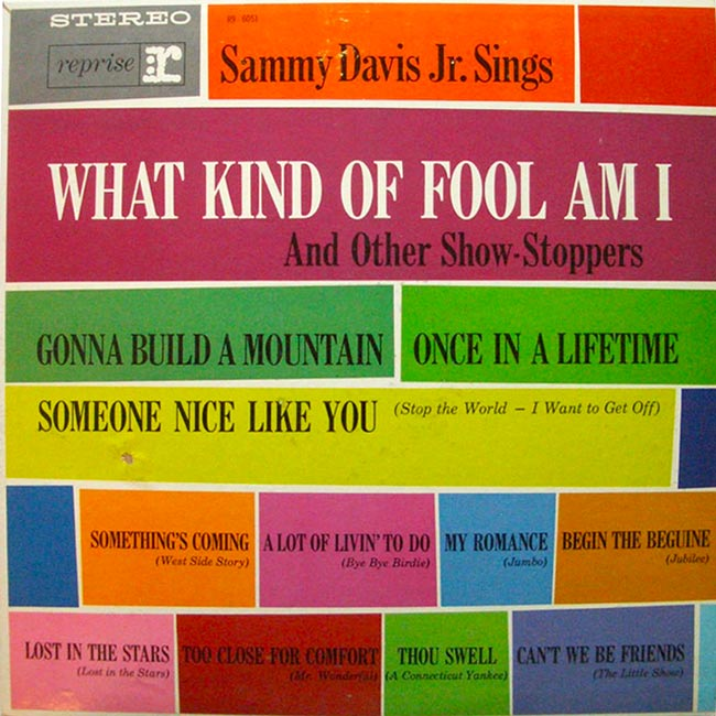 Sammy Davis, Jr - A Lot of Living to Do
