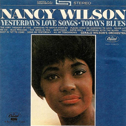 Nancy Wilson - Satin Doll
