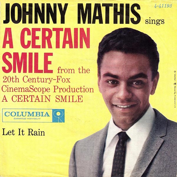 Johny Mathis - A Certain Smile