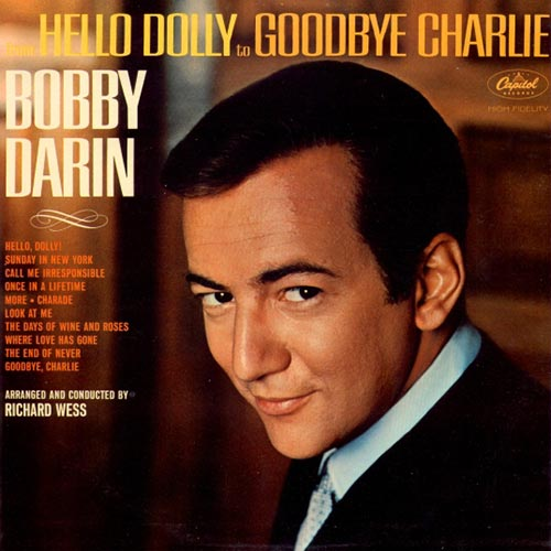 Bobby Darin - Look At Me