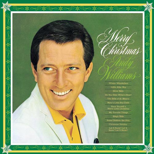 Andy Williams - Do You Hear What I Hear?