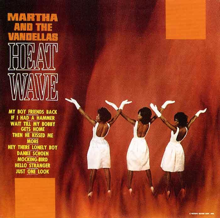 Martha and The Vandellas - (Love Is Like A) Heat Wave