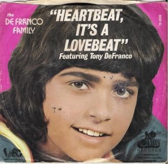 The DeFranco Family - Heartbeat - It's A Lovebeat