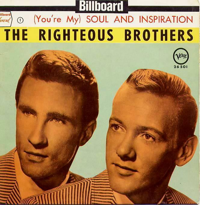 RIGHTEOUS BROTHERS - (YOU�RE MY) SOUL AND INSPIRATION