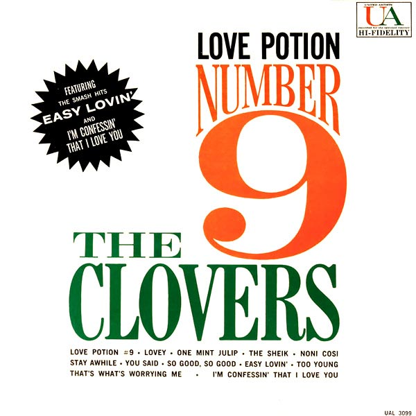 Clovers - Love Potion No. 9