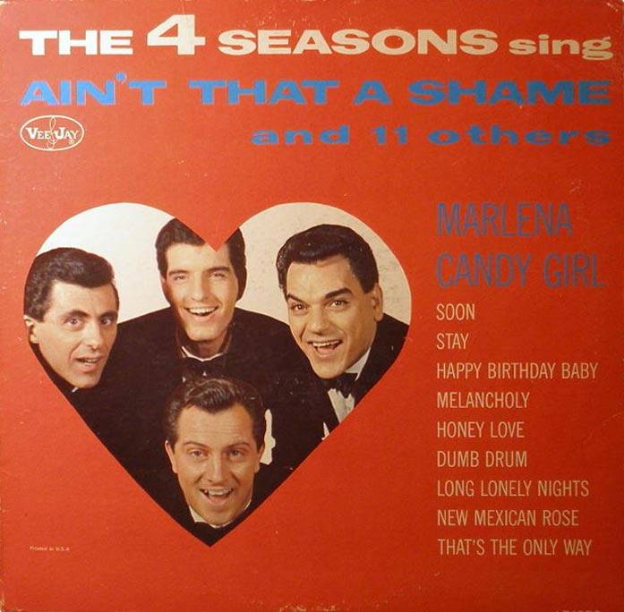 Frankie Valli And The 4 Seasons - Stay