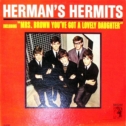 Herman's Hermits - Mrs Brown You've Got A Lovely Daughter
