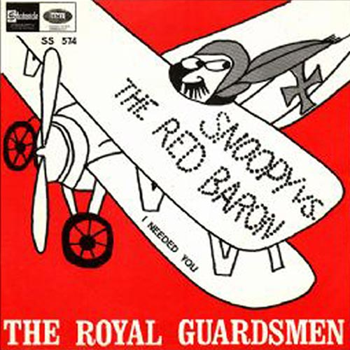 Royal Guardsmen - Snoopy Vs The Red Baron