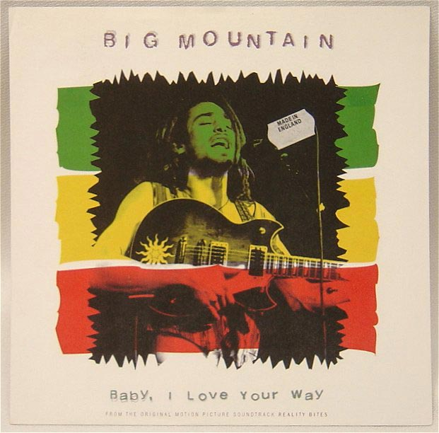 Big Mountain - Baby I Love Your Way