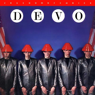 Devo - Girl U Want